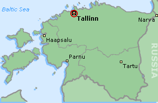 Tallinn World Map